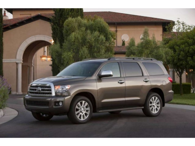 Toyota Of San Diego >> 2013 Toyota Sequoia vs 2014 Ford Expedition San Diego CA