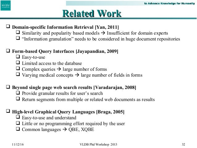 Domain-specific Multi-stage Query Language for Medical Document Repos…