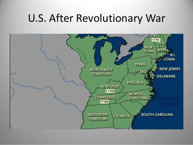 an introduction to the history of revolutionary war in the united states Of facts on the military history of the american revolution, and of references to   limitations are set forth further in the introduction to part three.