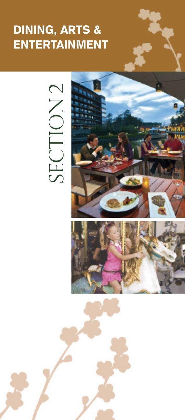 2013 The Woodlands Texas Visitors Guide