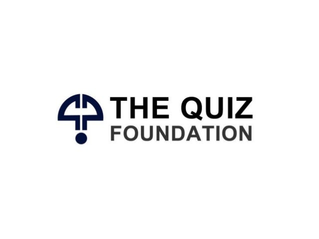 The Quiz Foundation of India, Chennai (QFI) is a non-profit organization aiming to popularize quizzing in the city and als...