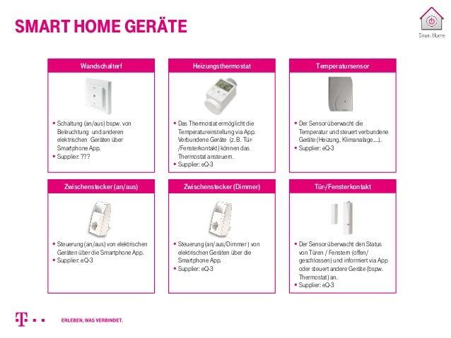 Deutsche Telekom Smarthome Eine Einfuhrung