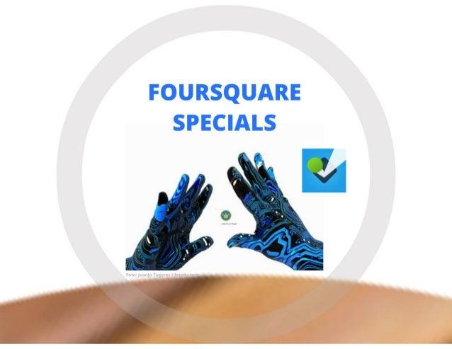 Kings & Queens - Foursquare Specials