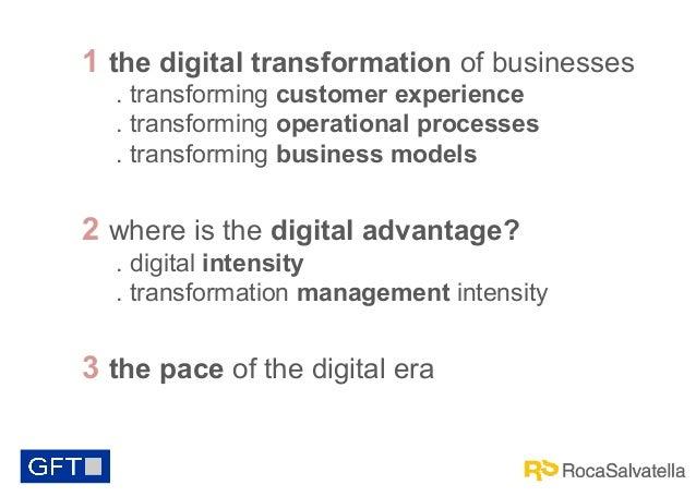 the inevitable digital opportunity TIC  TIC  genís roca  @genisroca  Barcelona – Madrid - Bogotá  @RocaSalvatella www.Roca...
