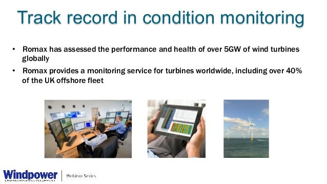 Day-to-day condition monitoring for a large fleet of wind turbines