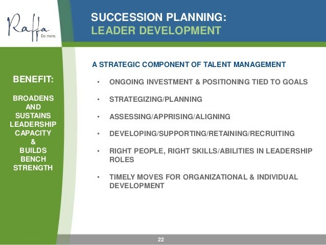 succession planning dissertation A study on the relationship between succession planning and strategic planning case study 13 what is succession planning succession planning is a process ensuring organizations that their required personnel are.