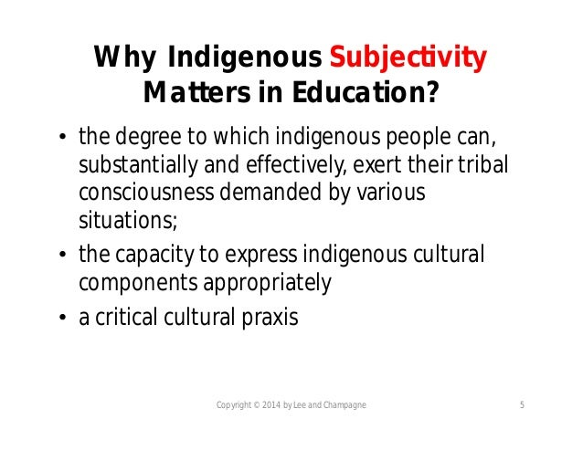 education between indigenous and non indigenous This collection of statistics has been chosen to highlight the current situation of aboriginal and torres strait islander peoples in australia, (hereon indigenous peoples)[1] across a range of indicators including: health education employment housing and contact with criminal justice and welfare systems where possible, data.