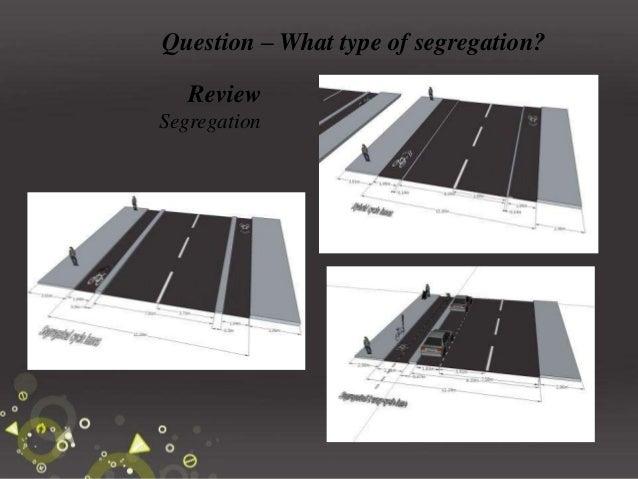 TP&E 2013/14 - Initial Design (Funding) Review Segregation
