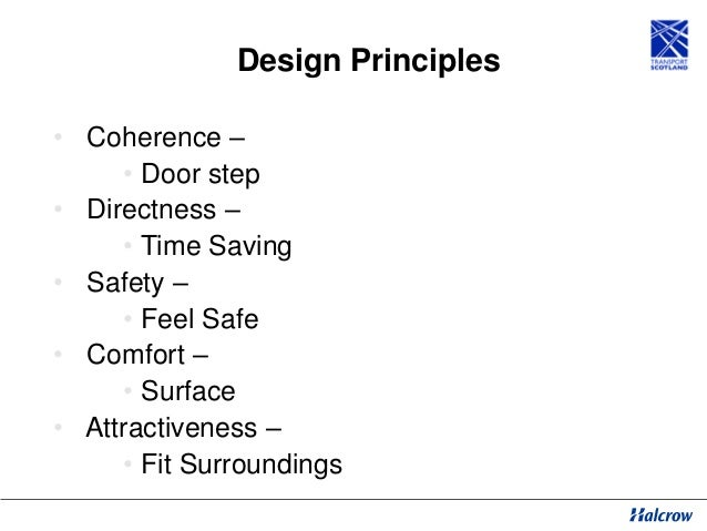 26/03/201436 Cycling by Design 2010 1. Introduction 2. Planning for Cyclists 3. Geometric Design 4. Traffic Volume & Speed...