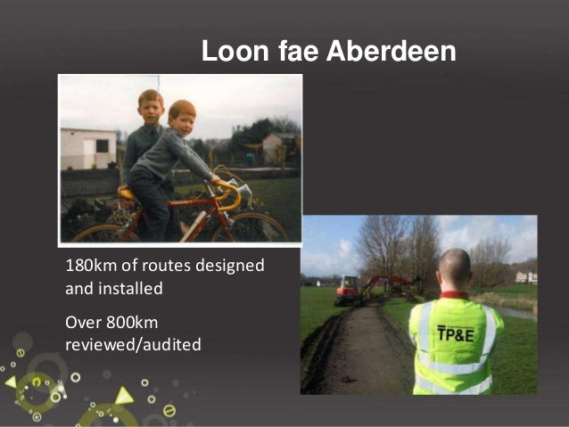 Change Behaviour Why was I not on site for the M77 / M74 / AWPR? Cycle Action Plan for Scotland Sustrans (Funding) CSGN - ...