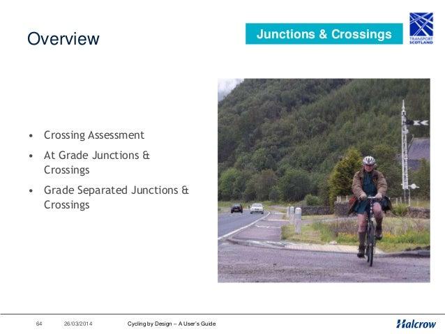 26/03/201465 At-Grade Crossing - Urban Junctions & Crossings Cycling by Design – A User's Guide Diag No.956 Diag No.956 Bu...