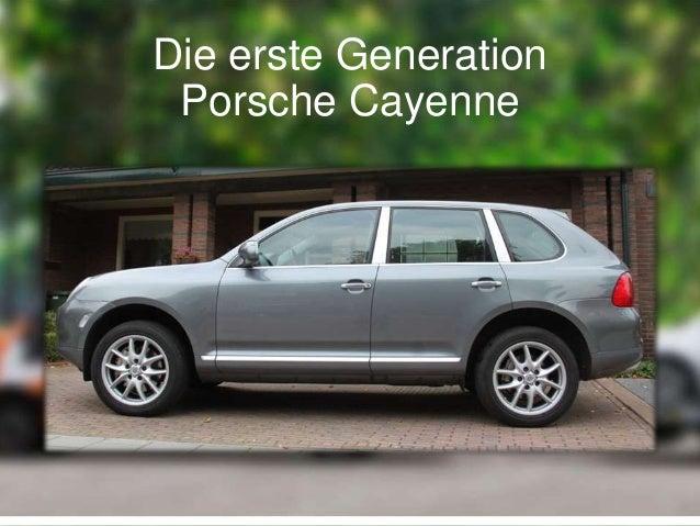 Porsche Cayenne Slide 3