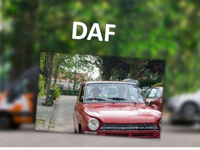 Gründer von DAF • Hub van Doorne wurde am 1. Januar 1900 geboren • Im Jahr 1928 gründet er seine erste Unternehmung, diese...