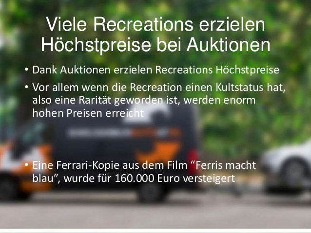 Auch Sie können dank ichwillmeinautoloswerden.de mit einer Auktion Höchstpreise erzielen