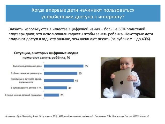 Дети в интернете – кто они Slide 3
