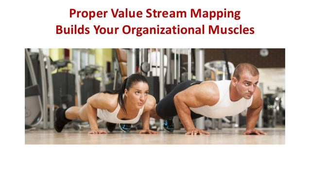 Proper Value Stream Mapping Builds Your Organizational Muscles