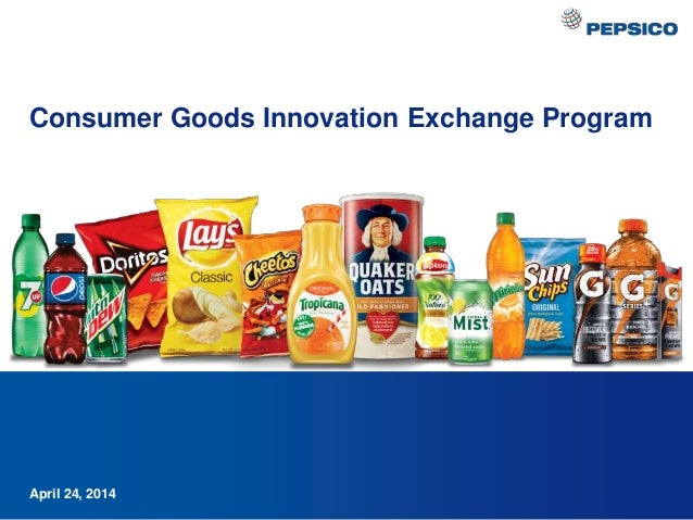innovations of the pepsico organization Profile page for pepsico design & innovation, contact information, details etc.