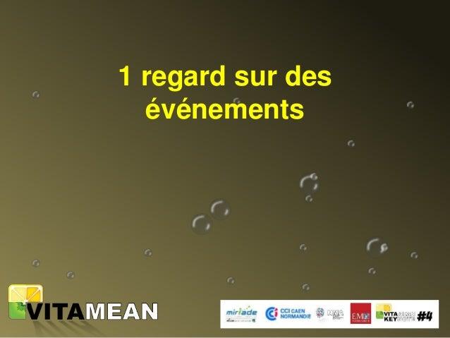 NORMANDIGITAL 14 partenaires financiers 15 et 16 avril 2014 à la CCI de Caen 12 partenaire pour l'organisation 532 partici...