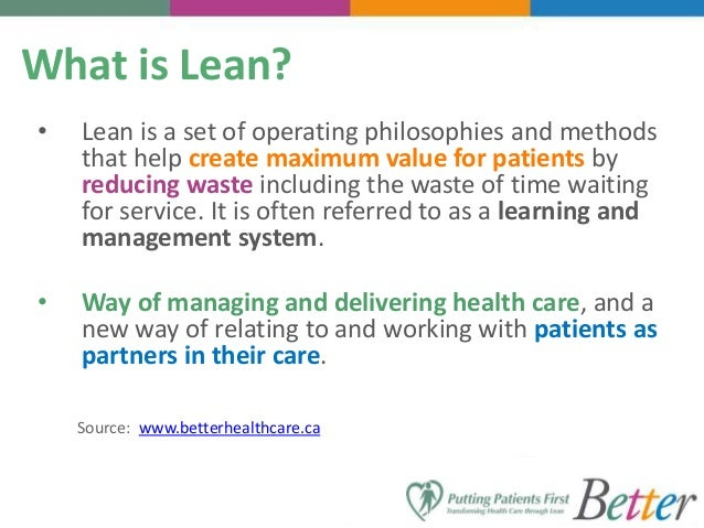 The Lowdown on Lean Accounting