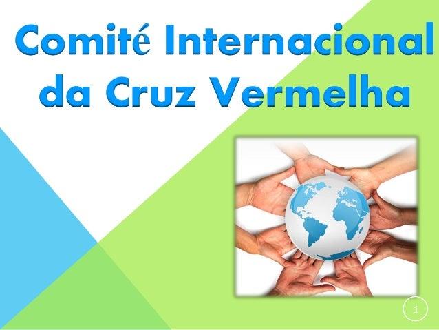 Comité Internacional da Cruz Vermelha 1