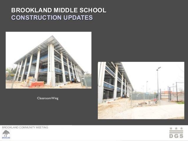 brookland middle school