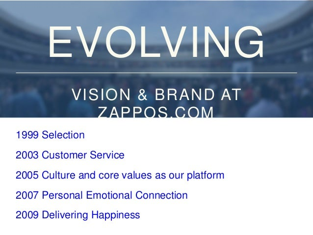 """Clothing Customer Service Company Culture """"a great brand is… ______"""" WHAT'S NEXTDELIVERING HAPPINESS"""