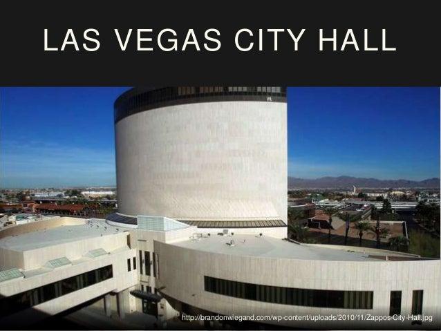 LAS VEGAS CITY HALL