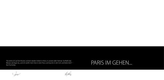 PARIS IM GEHEN