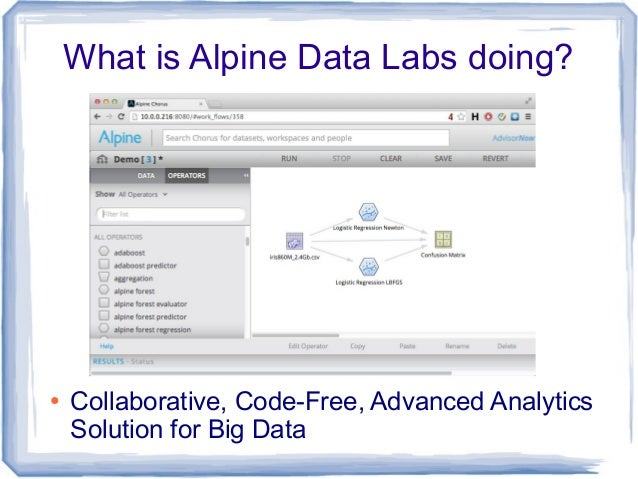 2014-06-20 Multinomial Logistic Regression with Apache Spark Slide 2