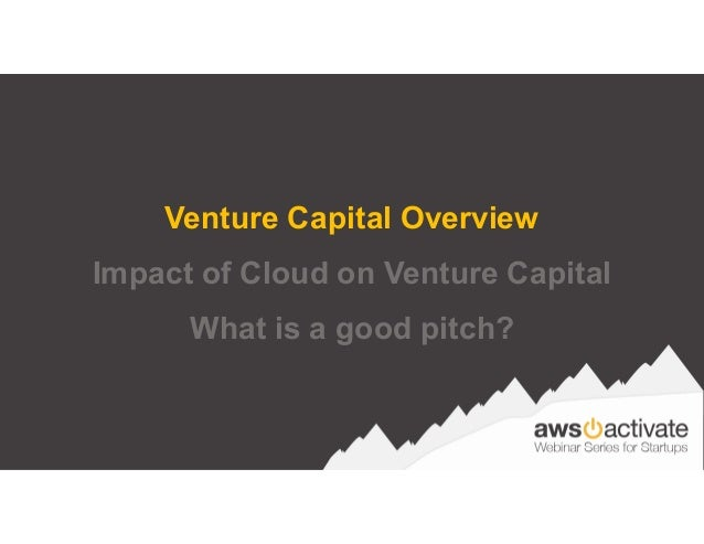 Venture Capital Startups!