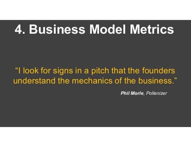 ???? 4. Business Model Metrics