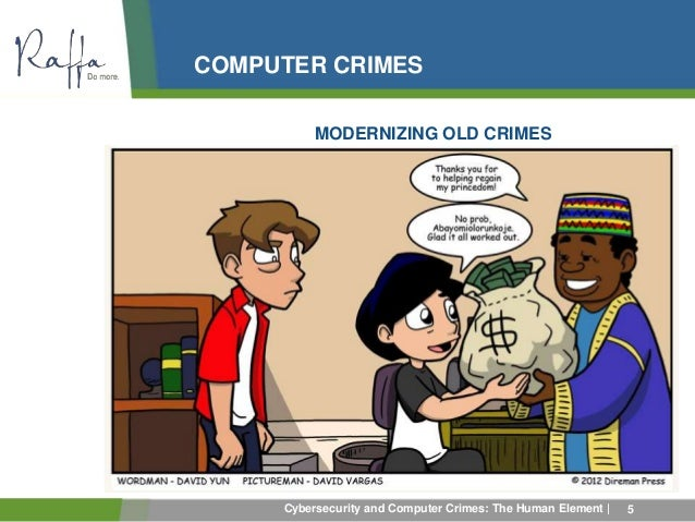 the various criminal offences committed on computer systems and the internet today The electronic age of personal computers and various devices have all been  after 20009, over 48,000 internet and computer crimes were reported in the country  this country to websites as well as networks and solitary computer systems.