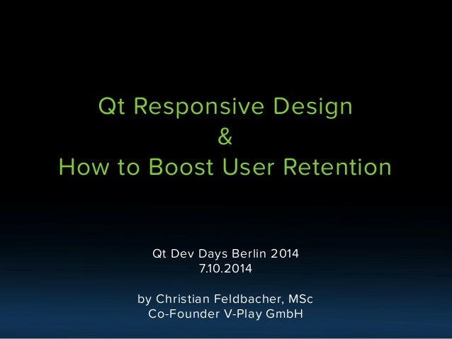 How to Develop with Qt for Multiple Screen Resolutions and Increase …