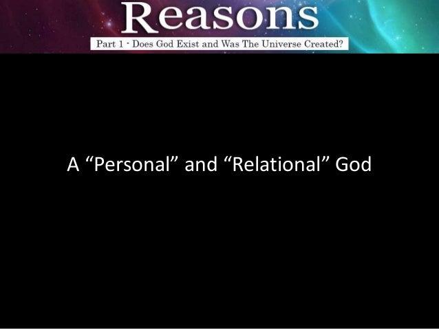 3 reasons for gods existence Appendix: 36 arguments for the existence of god 1 the cosmological argument 2 the ontological argument 3 the argument from design a.