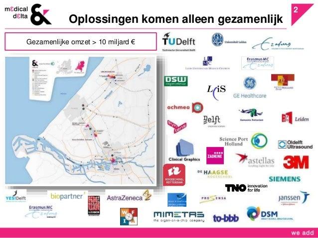 2  Oplossingen komen alleen gezamenlijk  Gezamenlijke omzet > 10 miljard €