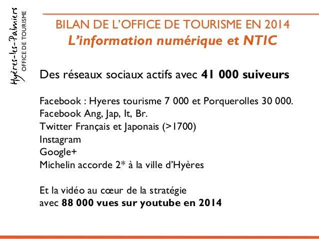 Pr sentation du forum des acteurs du tourisme 2014 - Office du tourisme de merville franceville 14 ...