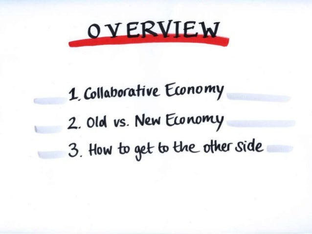 new economy vs old economy Chapter 11 marketing strategies for the new economy past paper: discuss the advantages and disadvantages of the new economy for marketers (60%).