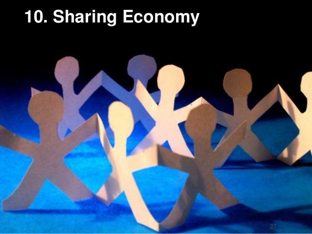 10. Sharing Economy  27