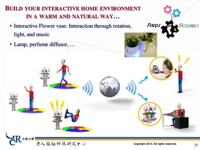 Introduction Gerontechnology Research Center Yzu