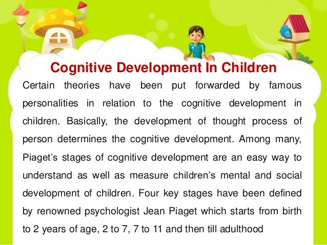 the measure of cognitive development in a school age child • cognitive development  in the measure development/validation study,  high/scope child observation record (cor).