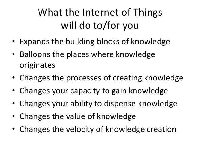 So … knowledge managers are now in:  •The data / computer science business  •The artificial intelligence / algorithms busi...