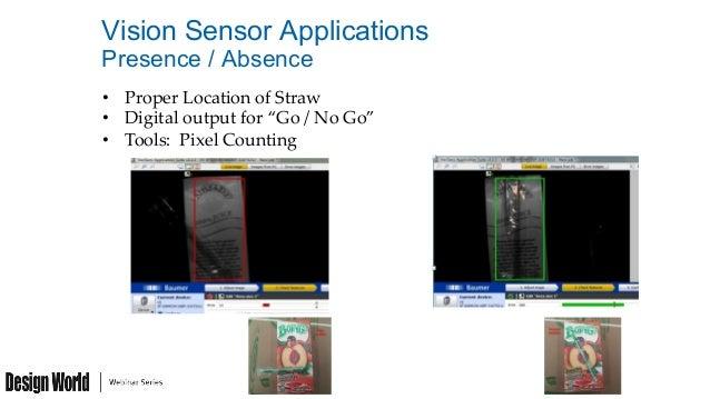 Slot tool present sensor lacking