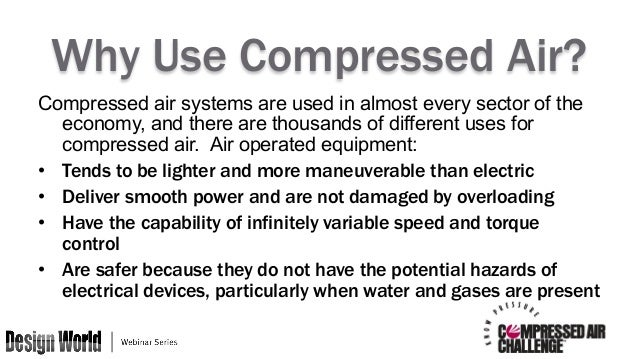 Why Compressed Air Is So Expensive And What To Do About It