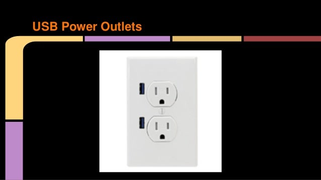 USB Power Outlets