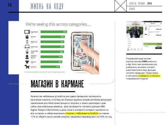 13.  >>>>>>>>>>>>>>>>>  ЖИЗНЬ НА ХОДУ  МАГАЗИН В КАРМАНЕ Количество мобильных устройств уже давно превысило численность на...