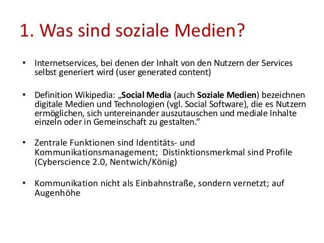 Soziale Medien In Den Geisteswissenschaften: über Die