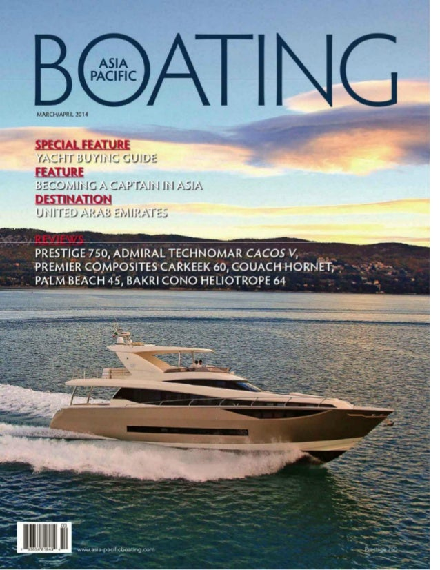 182 183Asia-Pacific Boating March/April 2014 Asia-Pacific Boating March/April 2014 HERITAGE — Emeraude —HERITAGE — Emeraud...