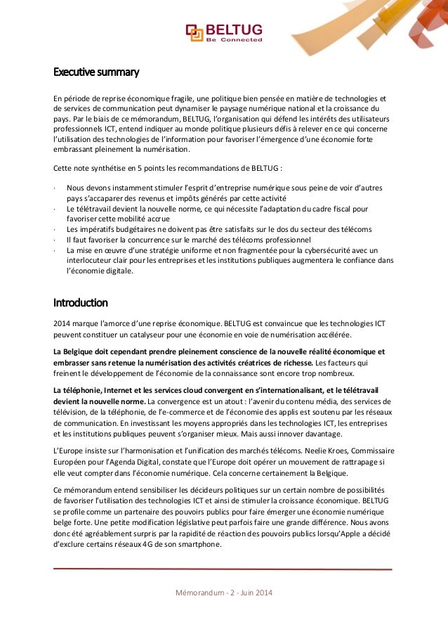 2014.06.05 beltug mémorandum fr final Slide 2