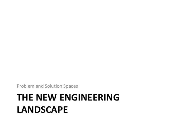 Software Modeling and the Future of Engineering (ICMT/STAF Keynote at York) Slide 2