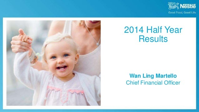 August 7th, 2014 Half Year Results Wan Ling Martello Chief Financial Officer 2014 Half Year Results
